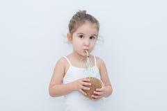 Кокос ребенк Стоковая Фотография RF