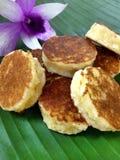 кокос Тайск-десерта Стоковое Фото