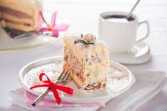 кокос торта Стоковые Изображения