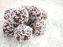 кокос шариков стоковое фото