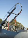 кокпит воздушных судн Стоковое Фото