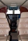 кокпит самолета Стоковые Фотографии RF