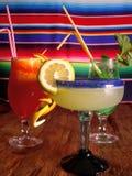 коктеилы мексиканские Стоковое Фото