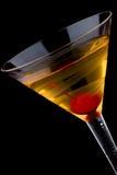 коктеилы французский martini большинств популярная серия стоковое фото rf