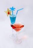коктеилы Стоковое фото RF