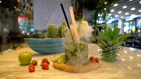 Коктеиль сока ананаса Стоковые Фотографии RF