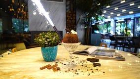 Коктеиль сока кокоса Стоковое Изображение RF