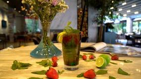 Коктеиль фруктового сока Стоковые Изображения RF