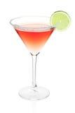 коктеил спирта космополитический Стоковая Фотография RF