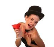 коктеил счастливый Стоковое Фото