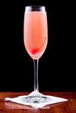 коктеил шампанского Стоковое Фото