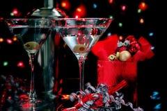 коктеил martini Стоковые Фото