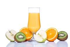 Коктеил свежих фруктов Стоковое Изображение RF
