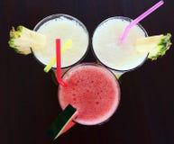 коктеилы 3 Стоковые Изображения RF