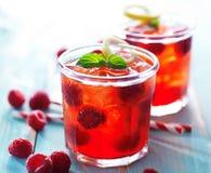 коктеиль сока поленики Стоковые Изображения