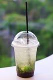 Коктеиль Mojito - домодельное освежая питье лета Стоковые Изображения RF
