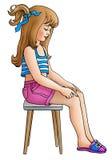 колени бесплатная иллюстрация