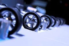 колеса автомобиля Стоковые Изображения
