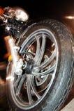 колеса движения Стоковое Фото
