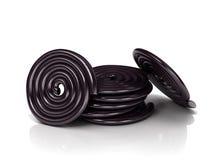 Колеса конфеты солодки иллюстрация 3d бесплатная иллюстрация