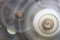 колеса машины закручивая Стоковая Фотография RF
