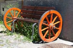колеса стенда Стоковое фото RF