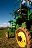колеса трактора Стоковые Изображения