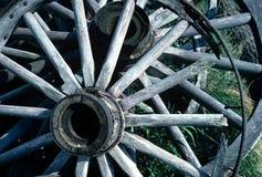 колеса фуры Стоковое Фото