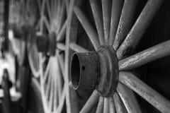 колеса фуры Стоковое Изображение RF