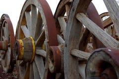 колеса фуры Стоковые Фото