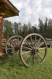 колеса фуры Стоковая Фотография RF