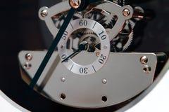 колеса часов шестерни Стоковые Фотографии RF