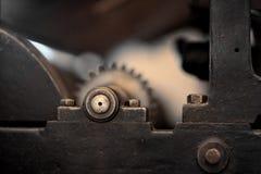 колеса шестерни Стоковые Фотографии RF