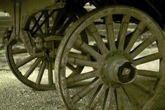 колеса экипажа Стоковое Изображение RF