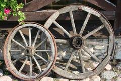 колеса Стоковые Фото