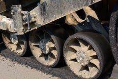 колеса Стоковая Фотография