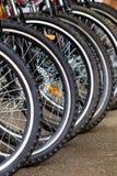 колеса bike Стоковая Фотография RF