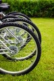 колеса bike стоковые фото