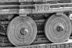 колеса chariot Стоковое Фото