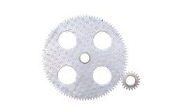 Колеса Cog - шестерни Стоковое Фото