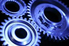 колеса cog Стоковые Изображения