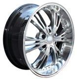 колесо автомобиля сплава Стоковое фото RF