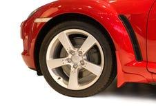 колесо автомобиля Стоковые Изображения