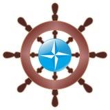 колесо вектора Стоковые Фото