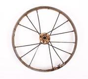 колесо велосипеда старое Стоковые Изображения