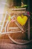 Колесо велосипеда стоковое фото rf
