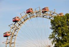 колесо вены riesenrad ferris гигантское Стоковые Фото
