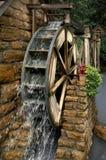 колесо воды Стоковое Фото