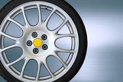 колесо вспомогательного оборудования Стоковое Фото