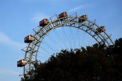колесо гиганта ferris Стоковые Фото